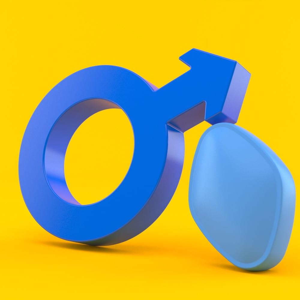 מוצרי שיפור בריאות מינית לגבר