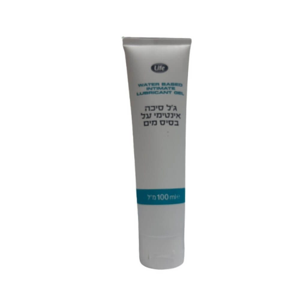 Intimate lubricating gel life replacement natural moisturizer