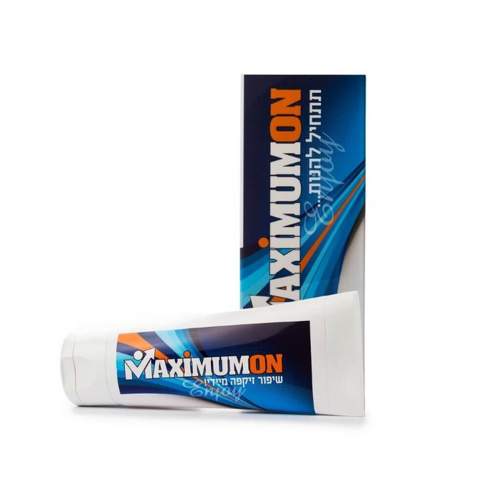 Maximum On ointment for enhancing male potency