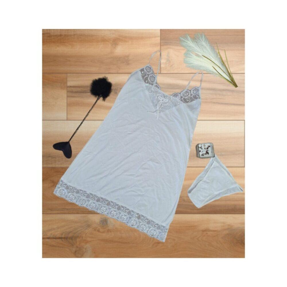 לבוש סקסי צבע לבן